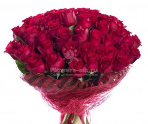 BOUQUET OF 47 ROSES
